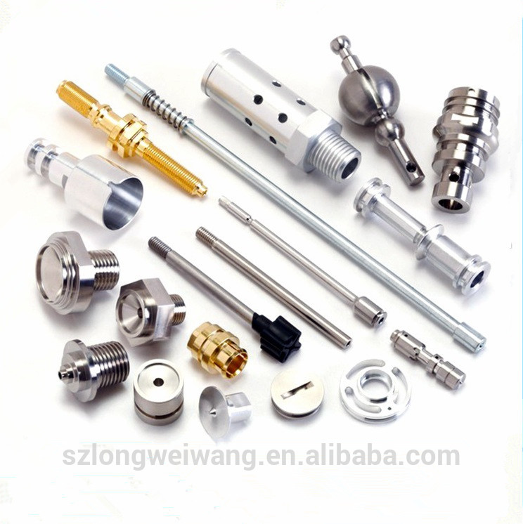 Metal Screw Parts