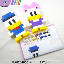 3+ blocs de construction en plastique jouets 2020 vente chaude