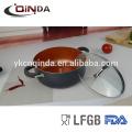 Latest Popular Copper Chef Ceramic Coated Cookware Set