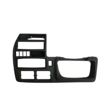 Pièces en plastique polies par haute qualité de conception faite sur commande de haute qualité pour l'automobile