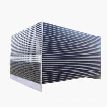 Planta de energía Caldera Calor Precalentador de aire Costo