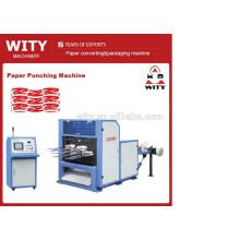 Máquina de perforación de alta velocidad de papel de taza (troquelado)