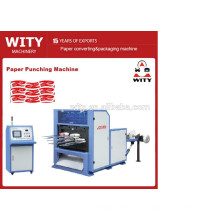 Machine à poinçonner haute vitesse à papier Coupe (découpage)