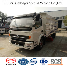 7cbm Dongfeng Nissan Road Sweeper Wash Truck Euro4