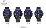 2016 High quality fashion style Naviforce brand sports watch