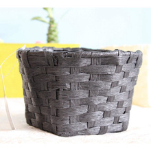 (BC-RB1010) Mini Eco-Friendly Handcraft Paper Rope Basket