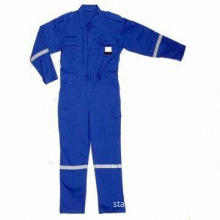 Coverall/Working Cloth/Uniform, Customized Designs are Accepted