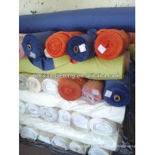 Stocklot CVC & Cotton teints drap de lit tissu