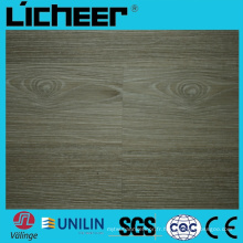 Plancher en stratifié Wpc Revêtement de sol composite 7.5 mm Plancher Wpc Plancher en bois Wcc haute densité 6inx48in