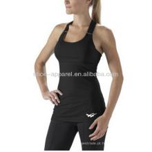 Camisola de alças nova da aptidão da venda por atacado 2013 nova da forma para mulheres