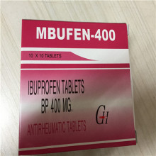Ibuprofen Sugar-coated Tablets