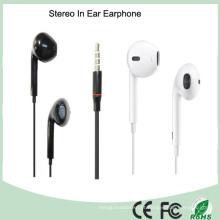 Materiais de TPE no fone de ouvido de ouvido esporte Mini fone de ouvido com fio