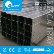 Cable Trunking with Cover with brackets (UL,cUL,SGS,IEC,CE,ISO Certificates)