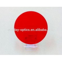 Filtro de Absorção Seletiva - Filtro de Vidro Vermelho