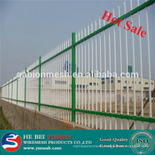 Hot Sale Zinc steel fence/high security fence netting for garden/community