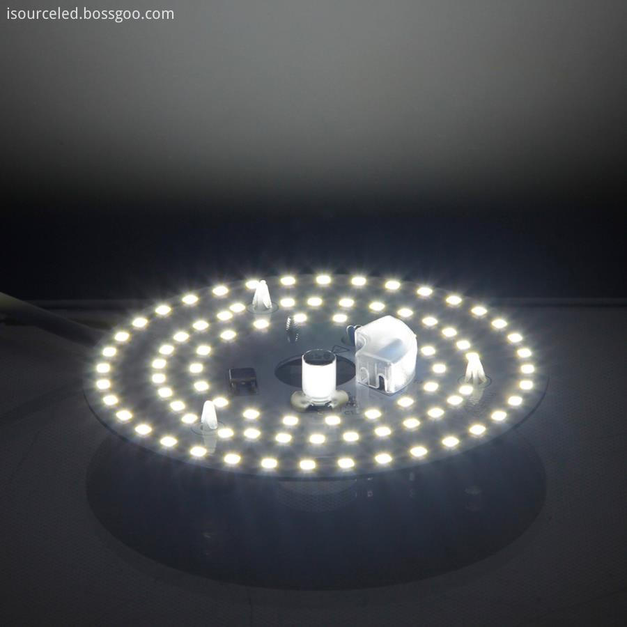 SMD 2835 5W Led Light Board Round led panel light