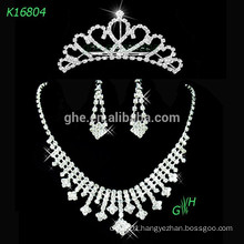 High Quality Choker Zircon Wedding choker necklace