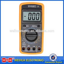 Цифровой мультиметр DT9205A CE с проверить Емкость удержания данных автовыключение