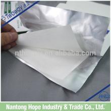 gaze estéril vestindo uma peça para papel de papel polybag