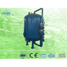 4000 LPH Anthracite Sand Filter Tank SS Screen Strainer For