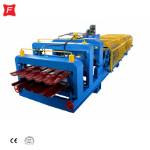 Double Layer arc cutting Roll Forming Machine