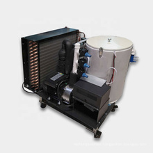 Non-standard Customized water chiller open chiller build-in cooler for industry