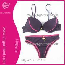 Push up New Design Fashion Bra Set (P1165)