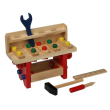 Wooden Toy Tools Bench