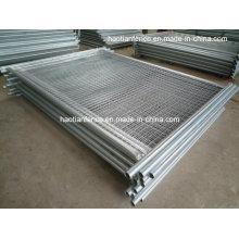 40mm Od. Paneles de cercado de galvanizado de servicio pesado