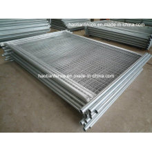 40mm Od. Heavy Duty Galvanized Temp Fencing Panels