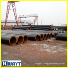 High Quality ERW Flanged Steel Pipe