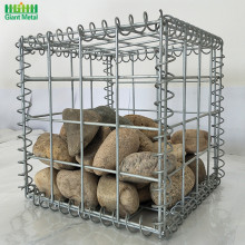 Galvanized Welded Stone Retaining Wall Gabion Box