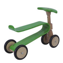 Jouets en bois éducatifs en bois / vélo