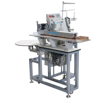 Automatic Pocket Chainstitch Hemming Machine
