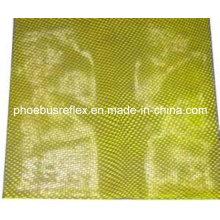 Hojas reflectantes de PVC