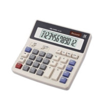 12 Digits Large Button Desktop Scientific Calculator