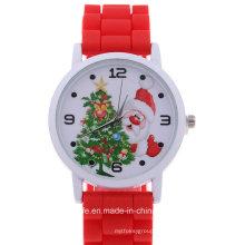 Reloj de cerámica de promoción de Navidad baratos