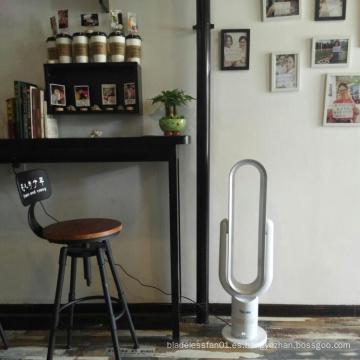 Precio de fábrica 18 pulgadas forma oval de pie de refrigeración por aire eléctrico oculto ventilador sin cuchilla