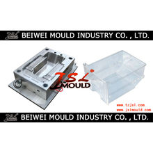Plastic Drawer for Refrigerator Mould