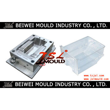 Plastic Drawer for Refrigerator Mould