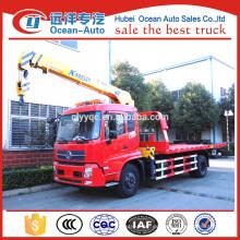 Dongfeng kinrun 4x2 towing wrecker truck Kran zum Verkauf