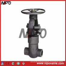 Forged Steel Pressure Sealing Gate Valve