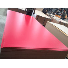High Quality Melamine MDF for Furniture Use