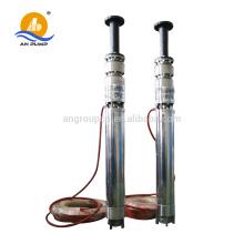 Pompe à eau submersible profonde bien centrifuge