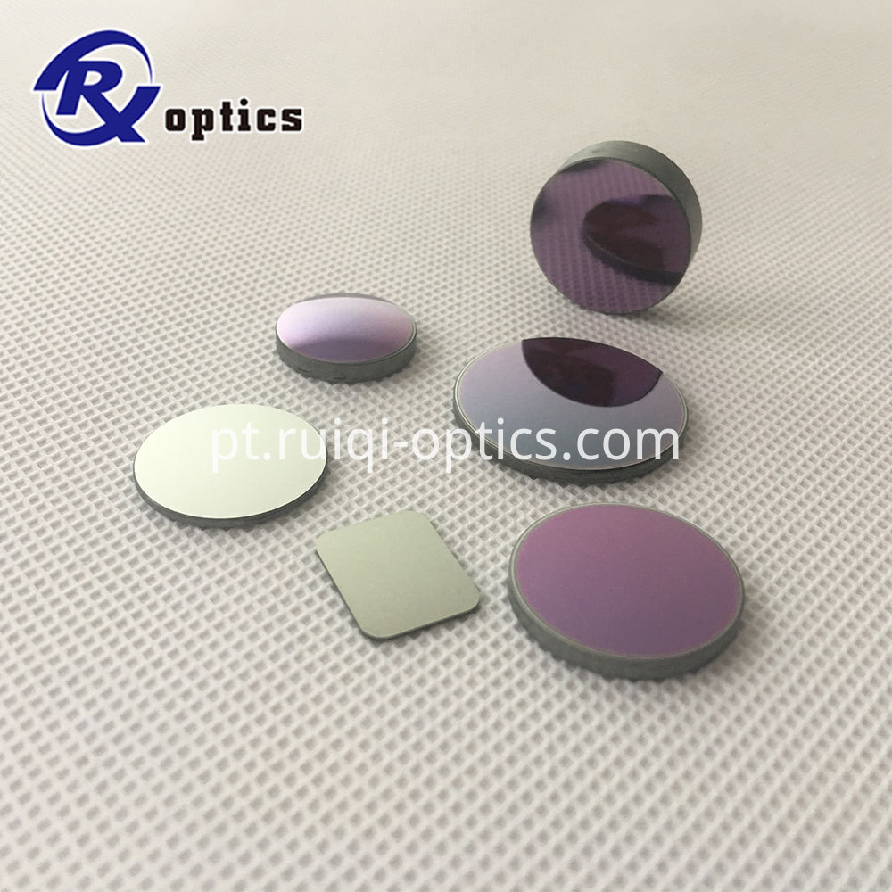 Aspheric Germanium Infrared Lens