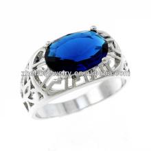 anneau de pierre gemme Zhefan modèles