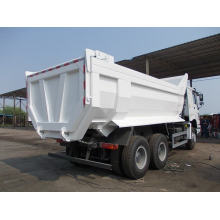 China 6X4 18 Cbm U Type Tipper 20m3 Dump Truck