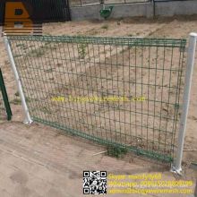 Double Circle Wire Fence Garden Fence