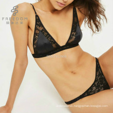FDBL7112906 pakistan xxx ladies sexy hot girls bra sets photos women black fancy underwear lace bra set panty and bra sets