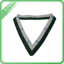 Logo fait sur commande d'usine imprimant le ruban de médaille de mode